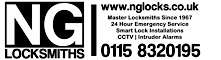 Locksmith Nottingham | 24 Hour Service | NG Locksmiths